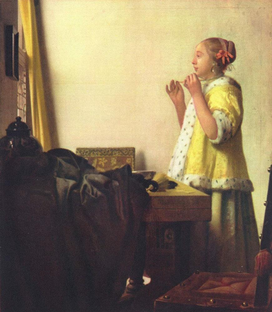 Vermeer Gemäldegalerie Berlin