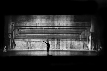 Merce Cunningham: Common Time, an immersive exhibition at the MCA Chicago