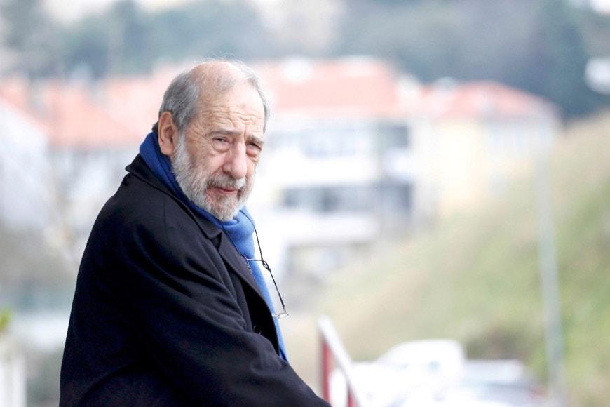 Alvaro Siza portrait