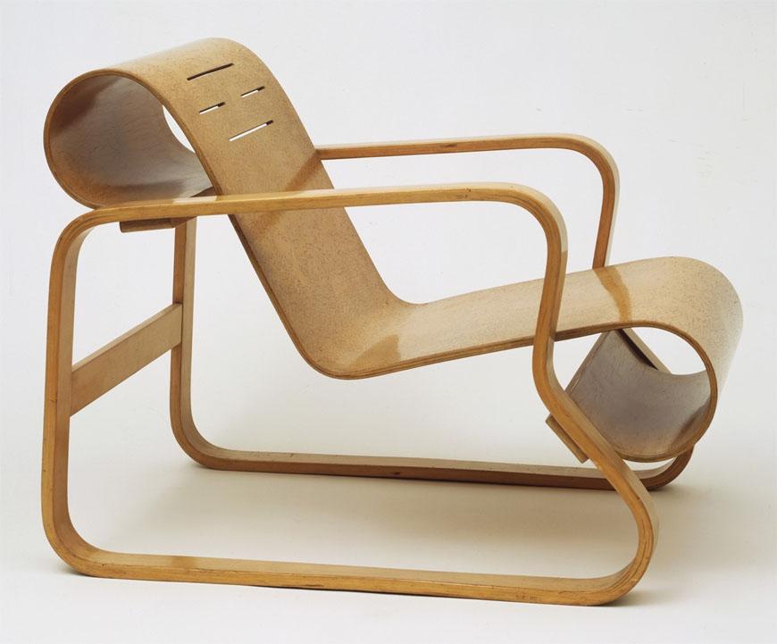Aalvar Aalto Paimio Chair