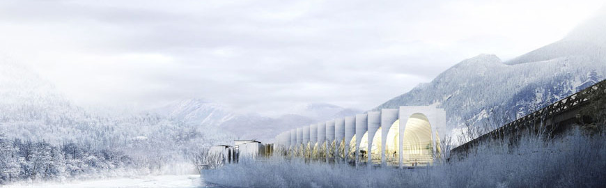 BIG Bjarke Ingels Group to design San Pellegrino flagship factory in Italy