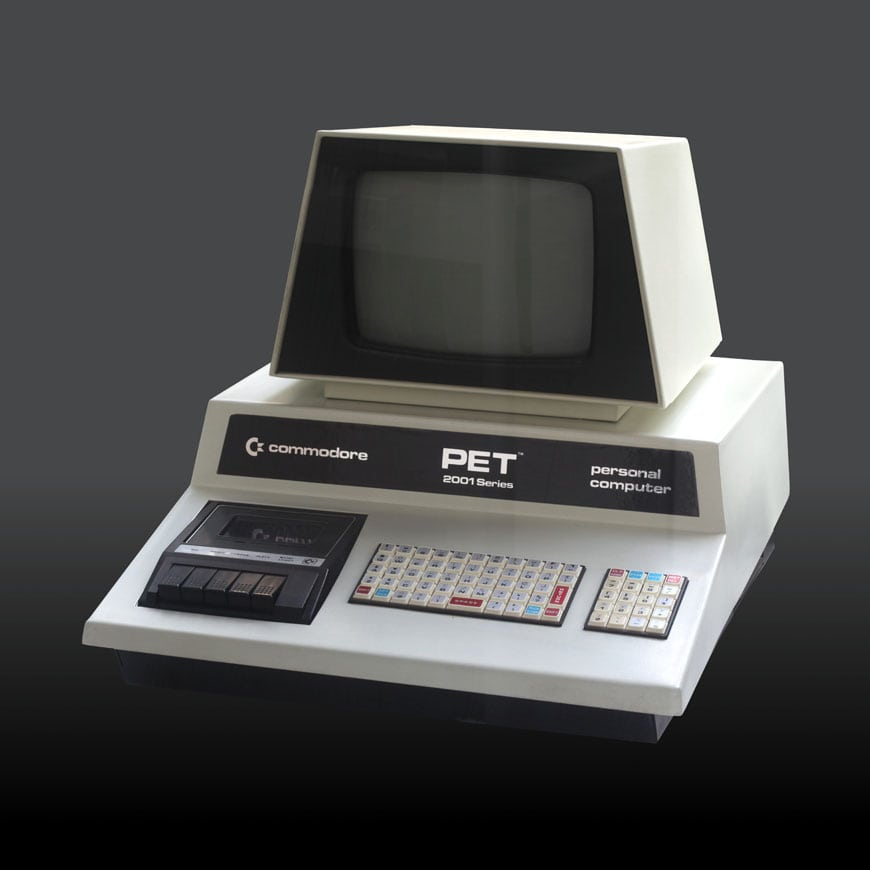 Commodore PET 2001 02