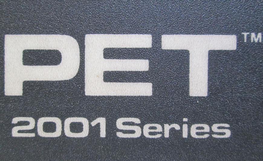 Commodore PET 2001 logo