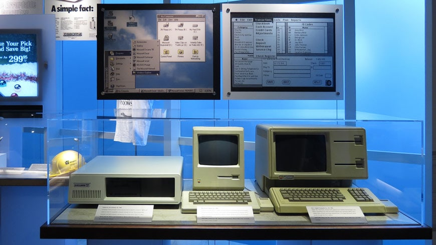 Computer History Museum Mountain View 10