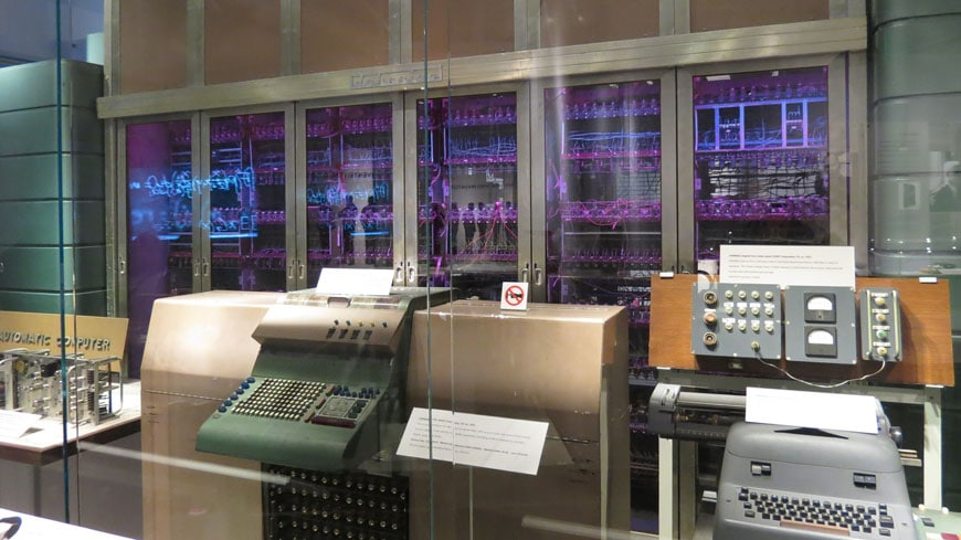 Computer History Museum Mountain View 14
