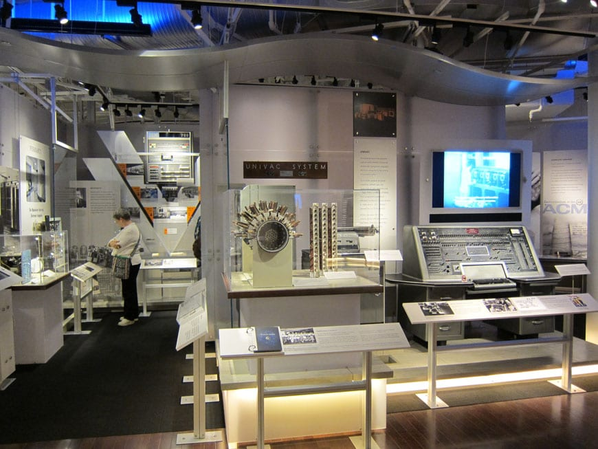 Computer History Museum Mountain View 17