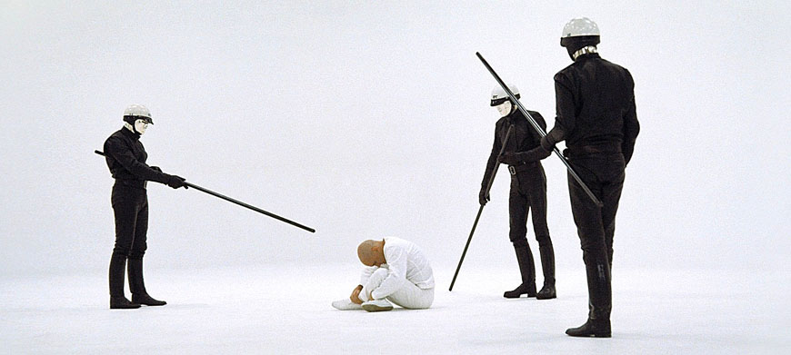 George Lucas THX 1138