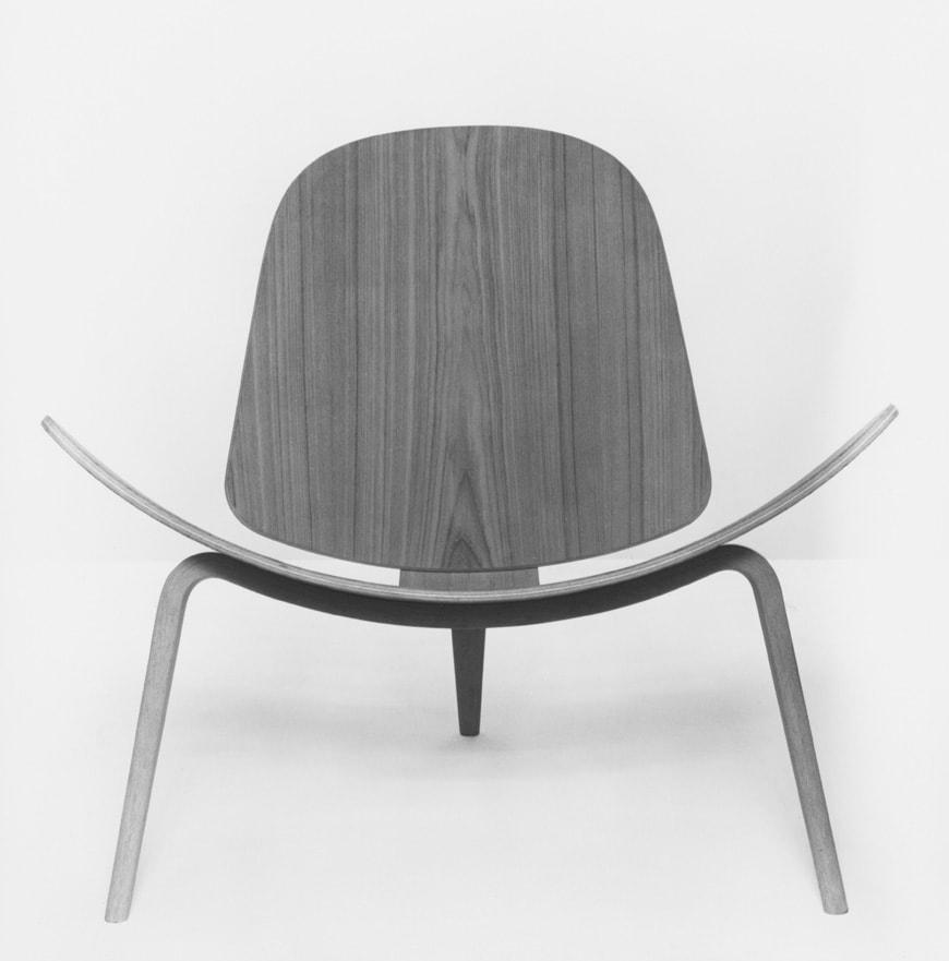 Hans Wegner CH07 Shell Chair 1963