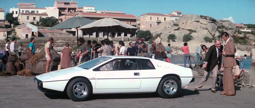 James Bond Lotus Esprit 2