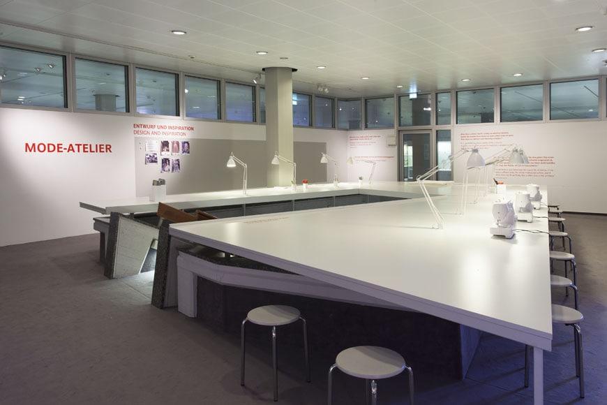 Kunstgewerbemuseum Kulturforum Berlin 6