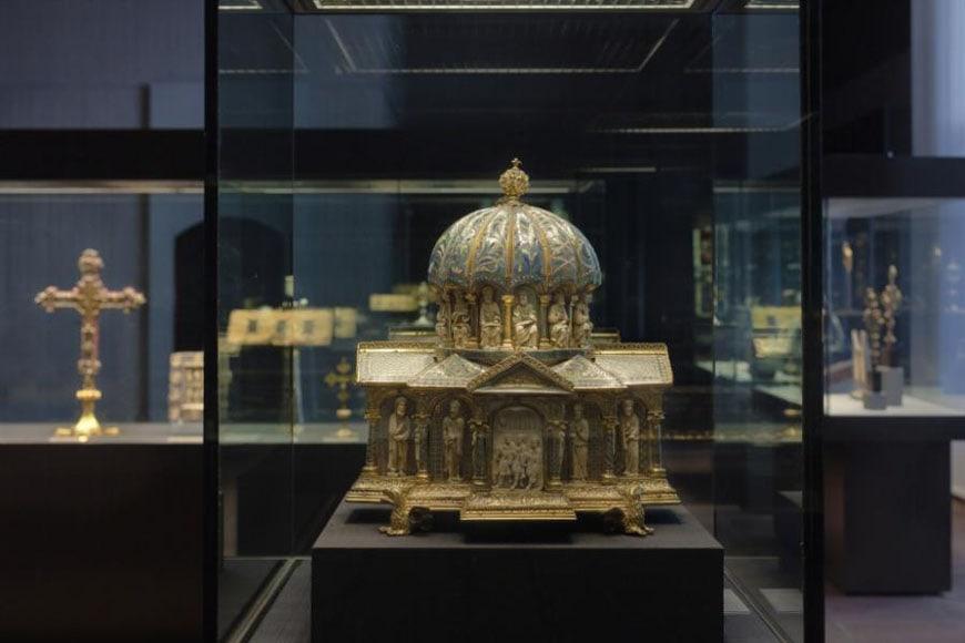 Kunstgewerbemuseum Kulturforum Berlin 7