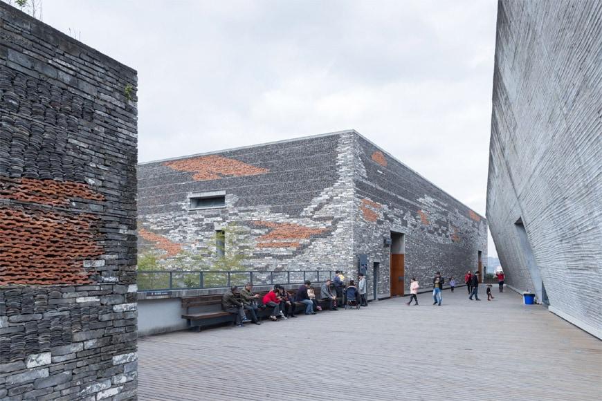 Louisiana-Museum-Wang Shu-Ningbo Museum-2