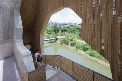 Wang Shu – Amateur Architecture Studio. Exhibition at the Louisiana Museum