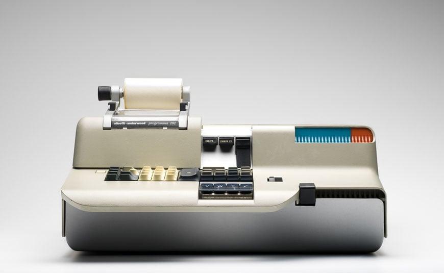 Olivetti Programma 101 computer 6