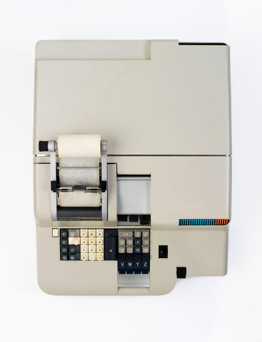 Olivetti Programma 101 computer 7