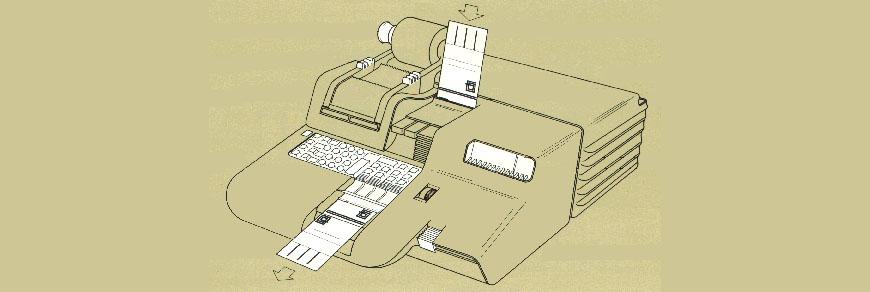 Olivetti Programma 101 desktop computer 2