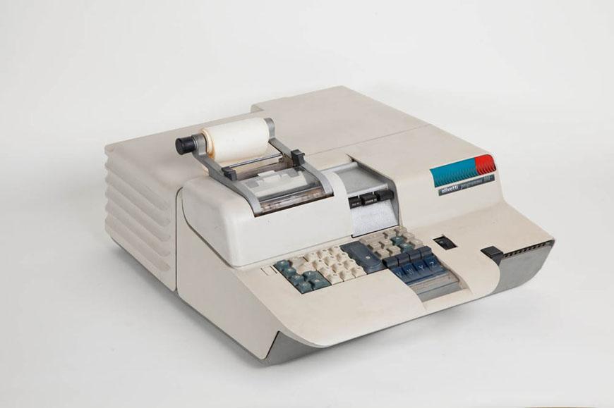 Olivetti Programma 101 desktop computer 3