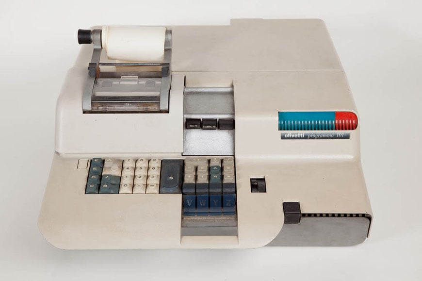 Olivetti Programma 101 desktop computer 4