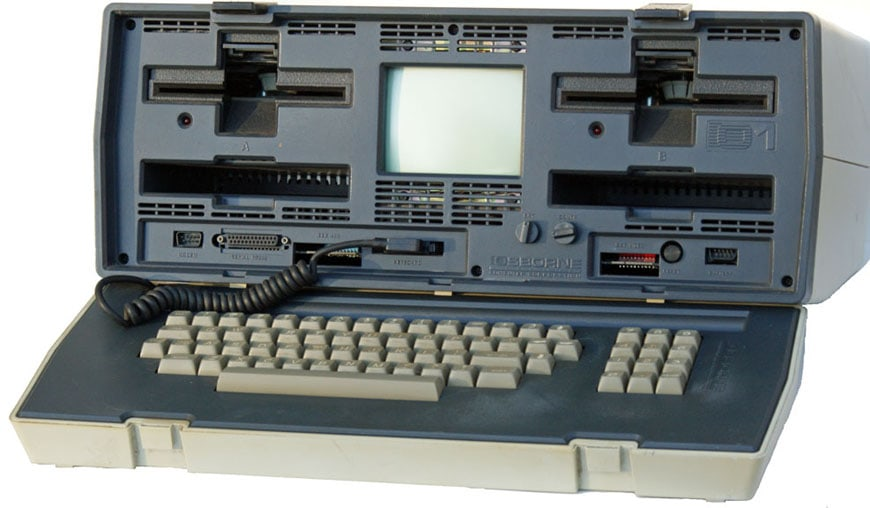 Osborne 1 portable computer 02