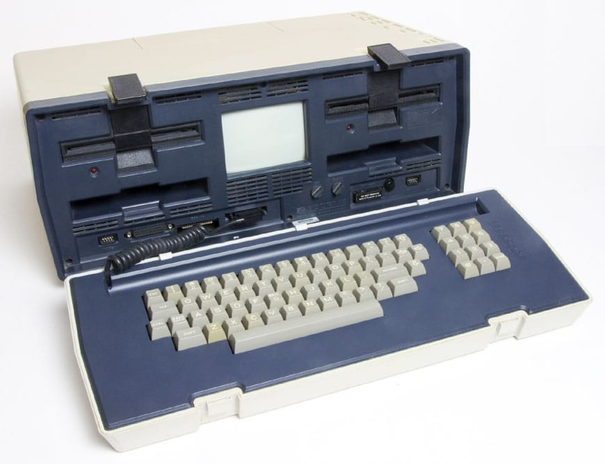 Osborne 1 portable computer 03