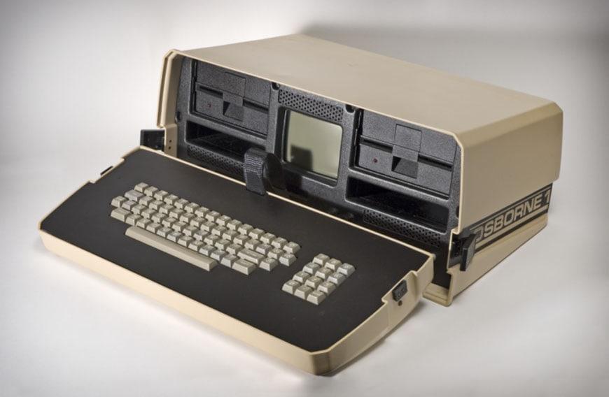 Osborne 1 portable computer 08