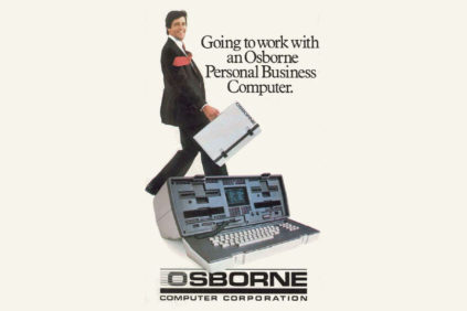 Osborne 1 (1981) – when the personal computer became portable