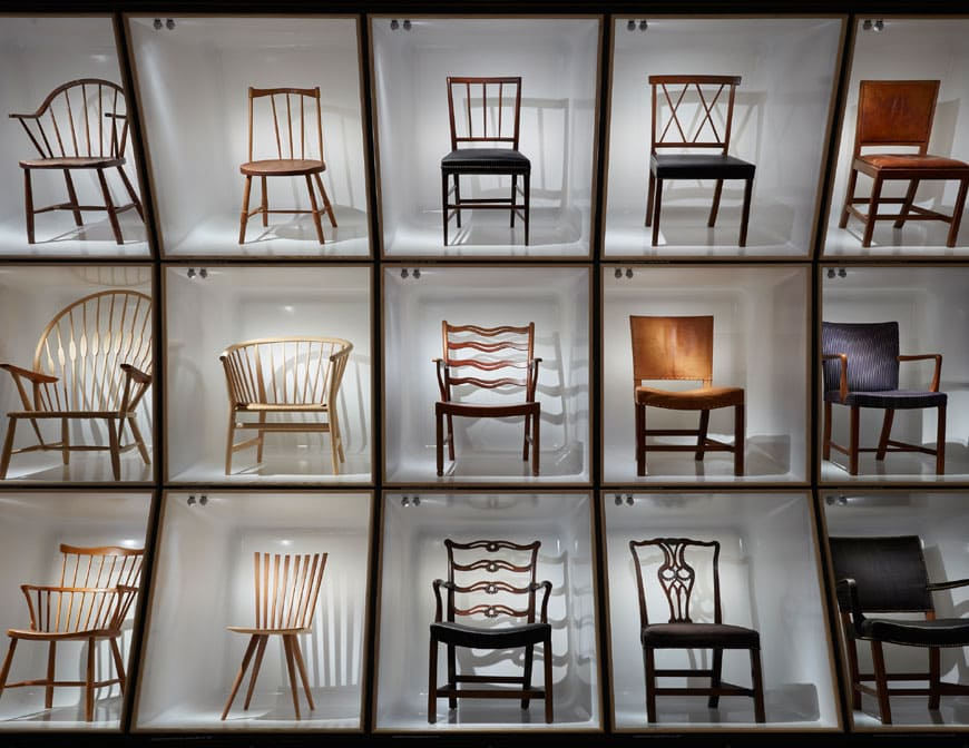 The Danish Chair 6. Designmuseum Danmark