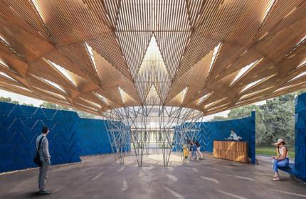 serpentine-pavilion-2017-francis-kere-interior