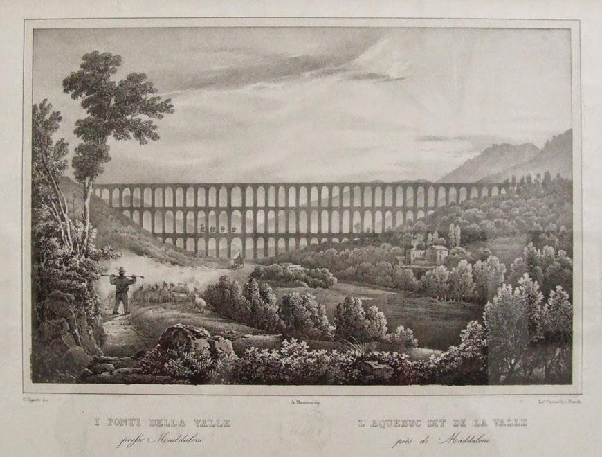 Acquedotto Carolino Reggia di Caserta Aqueduct Caserta Royal Palace