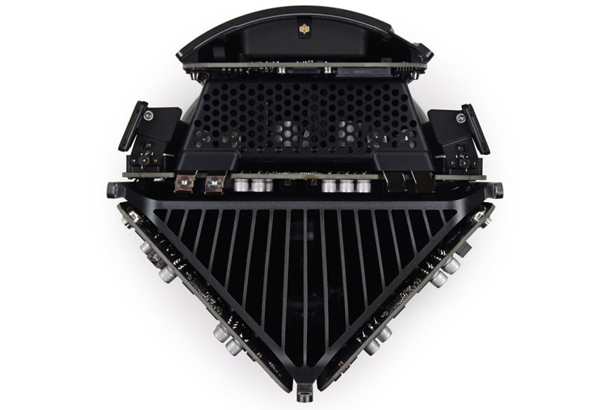 Apple Mac Pro second generation heat sink
