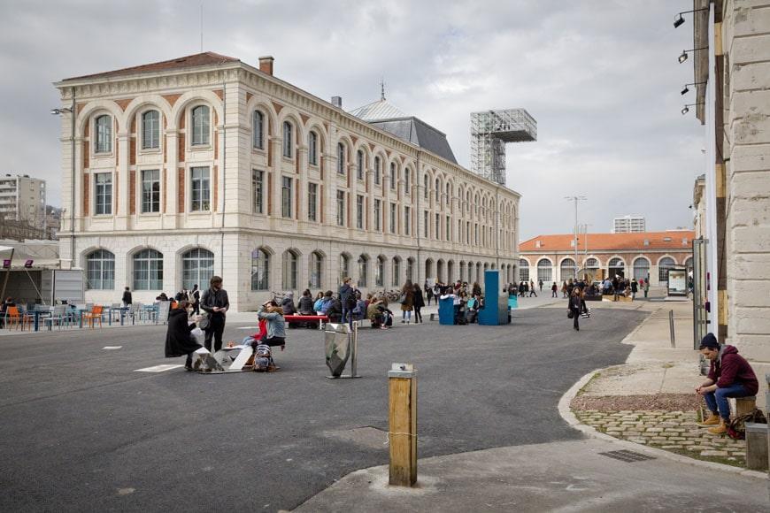 Cité du Design Saint-Étienne 03