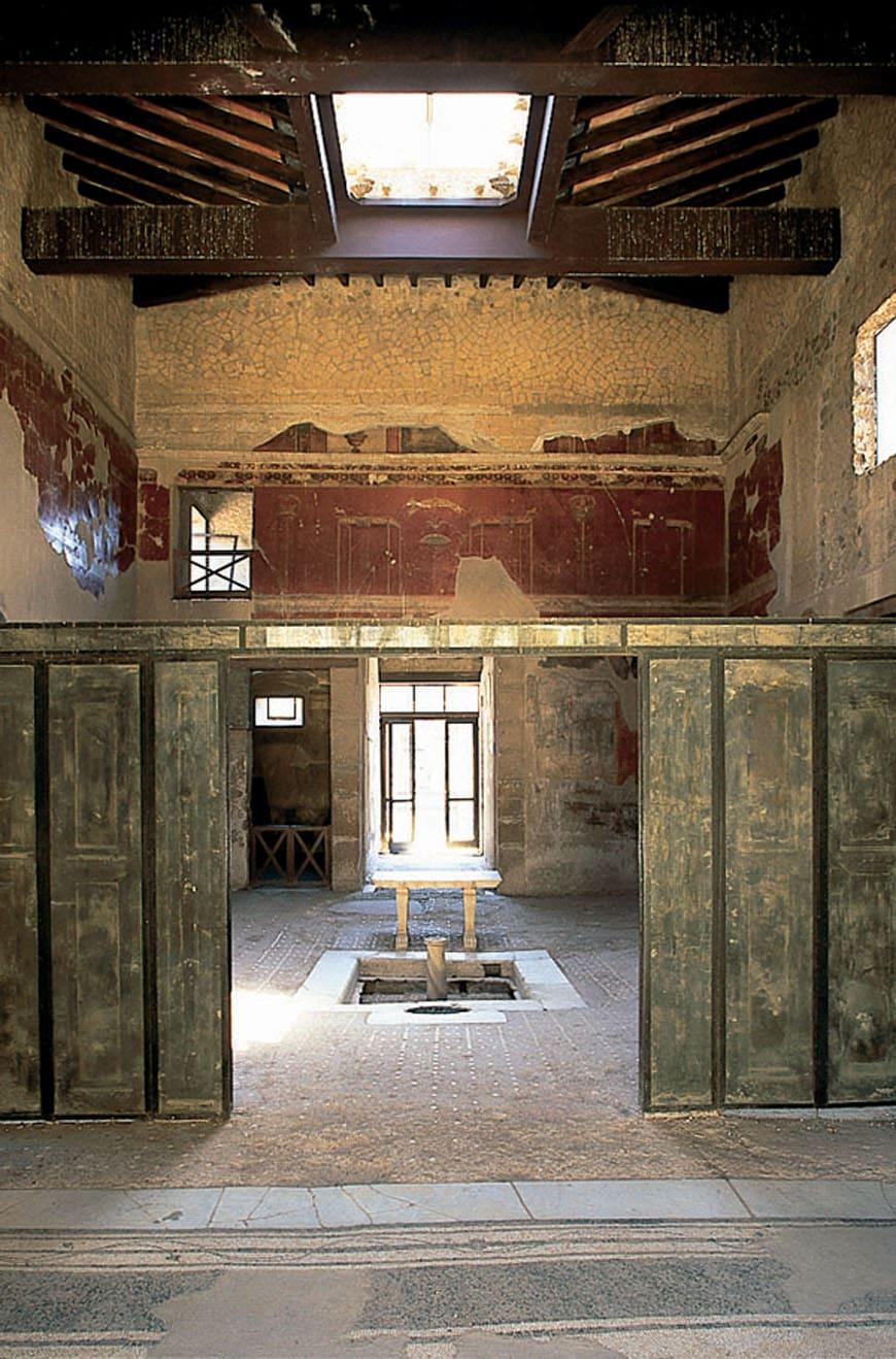 Herculaneum archaeological site Scavi di Ercolano 08
