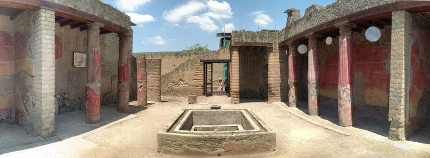Herculaneum archaeological site Scavi di Ercolano 09