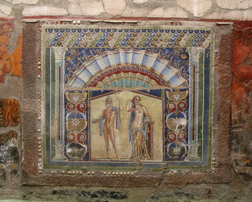 Herculaneum archaeological site Scavi di Ercolano 12