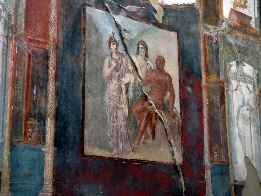 Herculaneum archaeological site Scavi di Ercolano 16