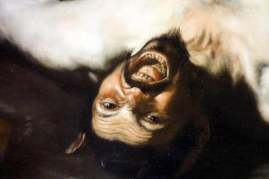 Jusepe de Ribera Museo Nazionale di Capodimonte Napoli