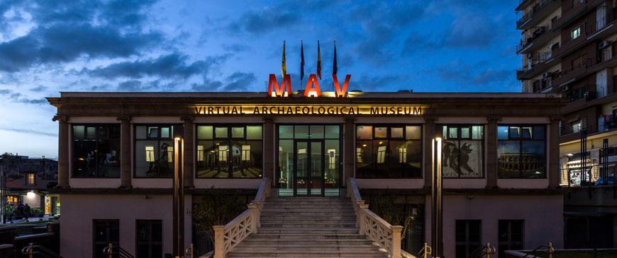 MAV museum Ercolano