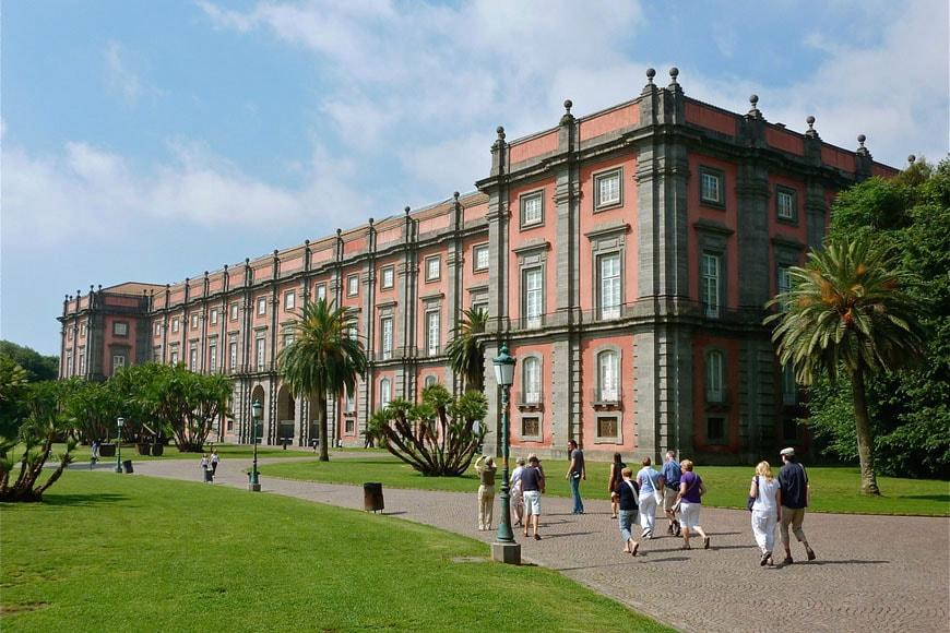 Museum Of Capodimonte Naples