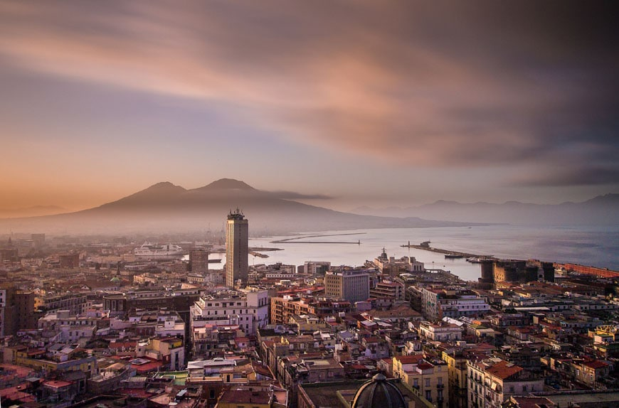 Naples and Campania