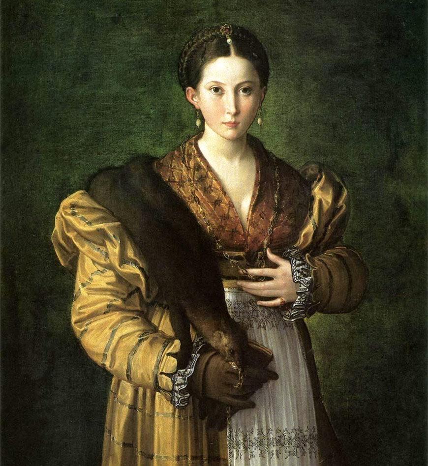 Parmigianino Museum of Capodimonte Naples