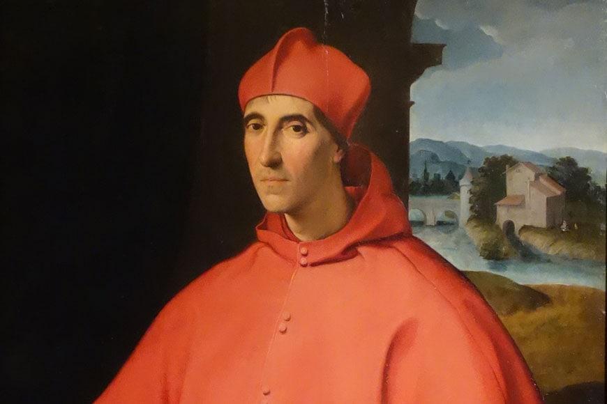 Raphael Museo Nazionale di Capodimonte Napoli