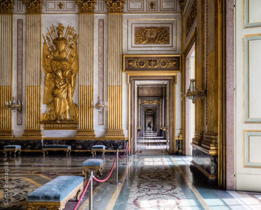 Royal Palace Caserta Reggia 07