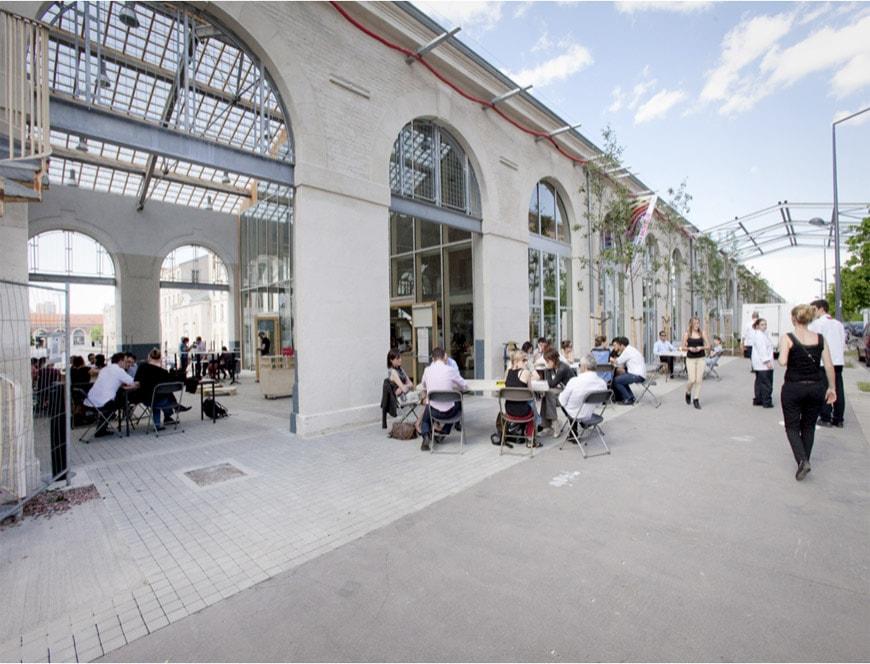 Saint-Etienne-les ateliers créatifs de la Manufacture