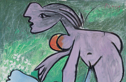cover-image-Pablo-Picasso-Le-Sauvetage-detail-ph-Rober-Bayer