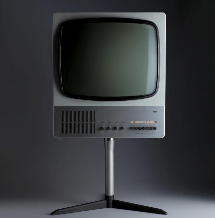 Dieter Rams Braun television FS 80 1964