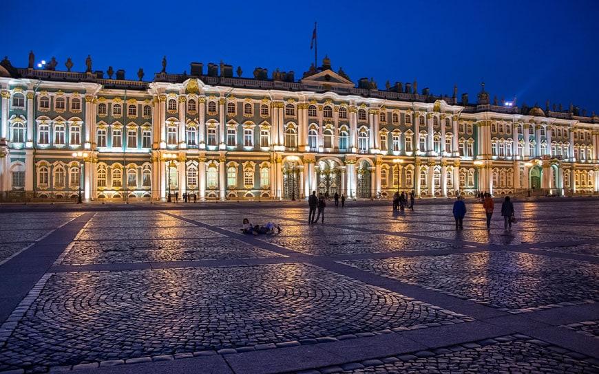 Hermitage museum Saint Petersburg 01