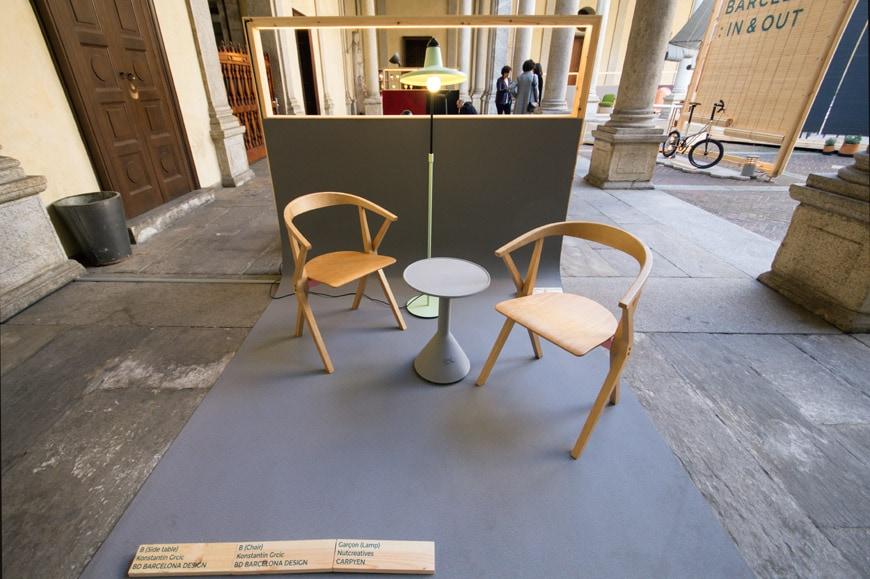 Inspired in Barcelona Catalan design exhibition Miilan Inexhibit 07
