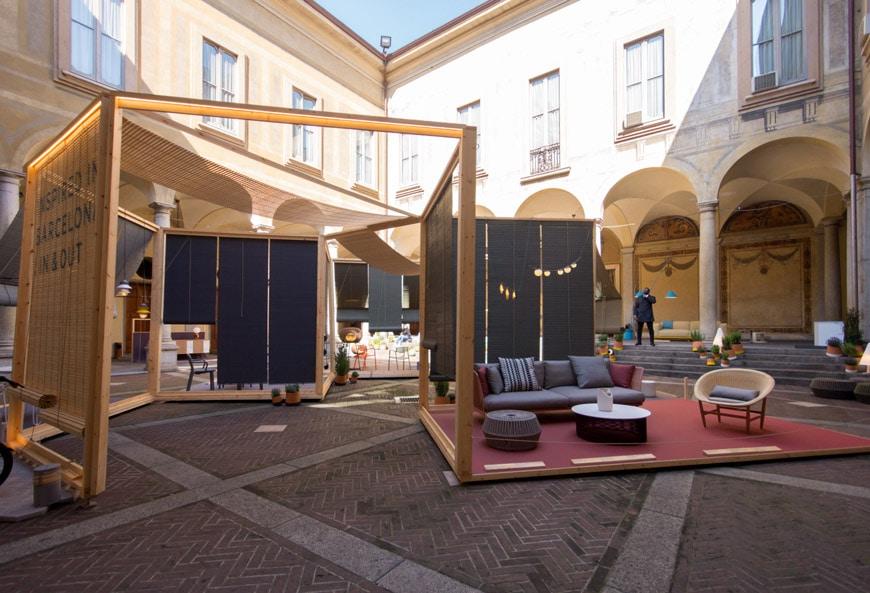 Inspired in Barcelona Catalan design exhibition Miilan Inexhibit 10