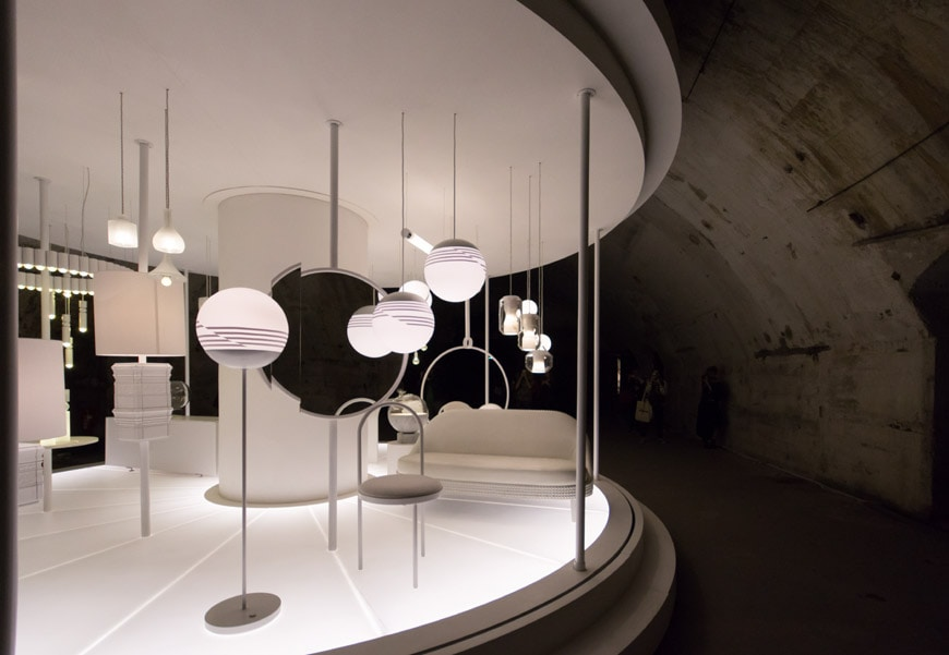 Lee Broom design Inexhibit 1