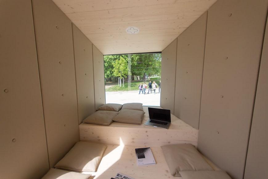 Living Unit modular housing unit Milan Design Week 2017 Inexhibit 02